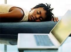 sofasleeping