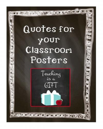 CHALKBOARD_QUOTES_Posters