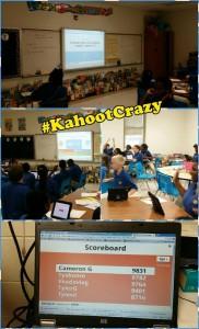 kahoot crazy