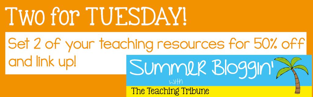 TTT Summer Bloggin- Tuesday