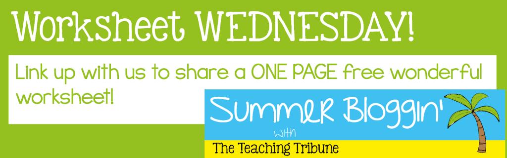 TTT Summer Bloggin-Wednesday